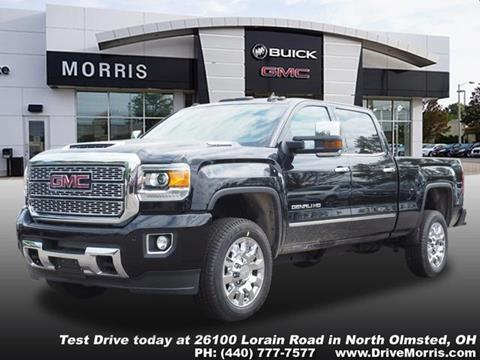 2018 GMC Sierra 2500HD for sale in North Olmsted, OH