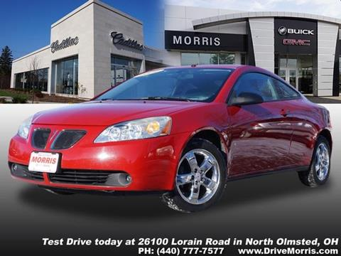 2007 Pontiac G6 for sale in North Olmsted, OH