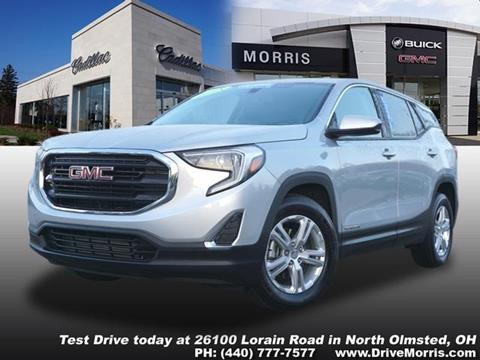 2018 GMC Terrain for sale in North Olmsted, OH