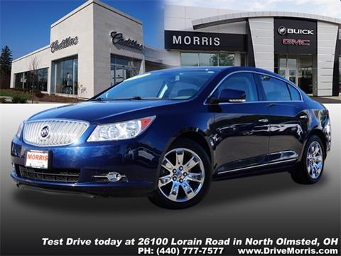 2011 Buick LaCrosse for sale in North Olmsted, OH