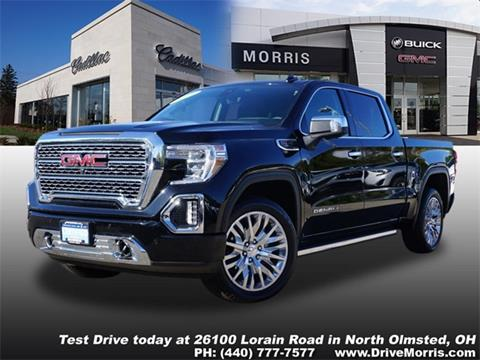 2019 GMC Sierra 1500 for sale in North Olmsted, OH
