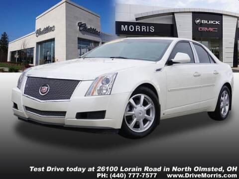2009 Cadillac CTS 3.6L DI for sale at Morris Buick GMC in North Olmsted OH