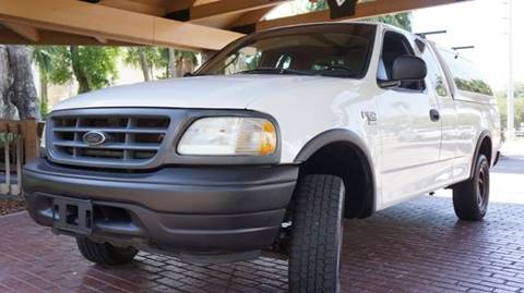2002 Ford F-150 for sale in Tampa, FL