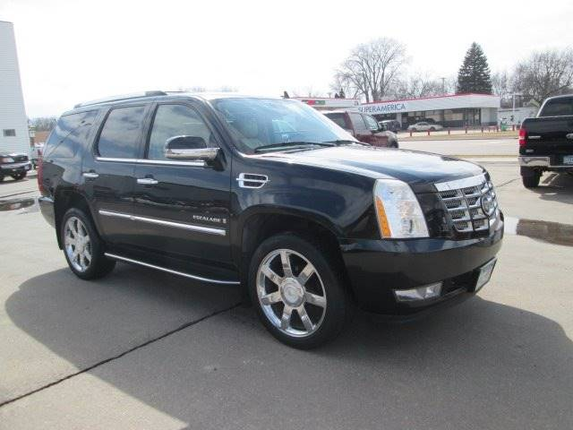 2007 Cadillac Escalade In Fairmont Mn Schultz Motors