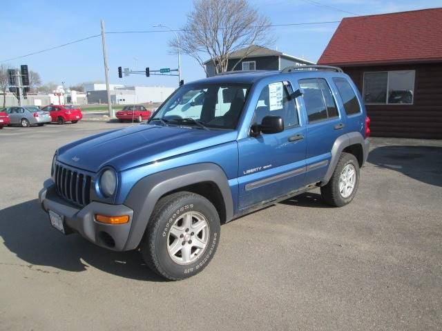 2003 Jeep Liberty For Sale At SCHULTZ MOTORS In Fairmont MN