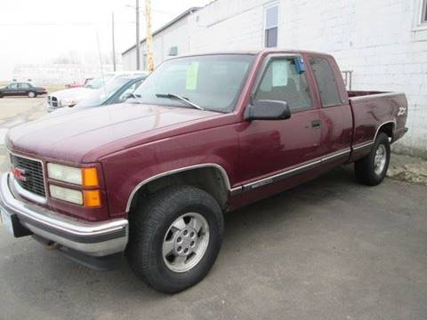 1996 GMC Sierra 1500 for sale in Fairmont, MN