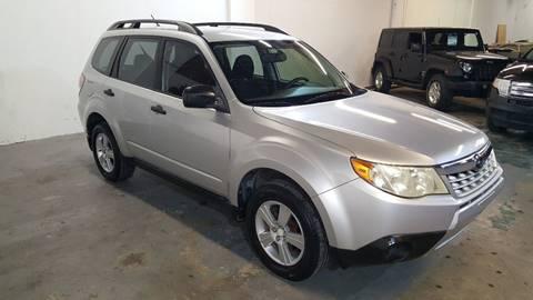 2011 Subaru Forester for sale in Dallas, TX