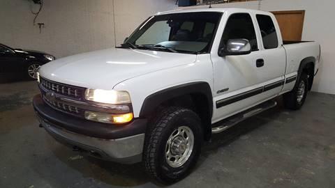 2002 Chevrolet Silverado 2500 for sale in Dallas, TX