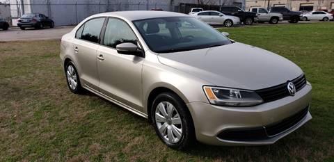 2014 Volkswagen Jetta SE PZEV for sale at KAM Motor Sales in Dallas TX