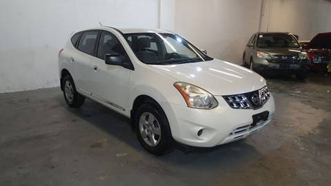2012 Nissan Rogue S for sale at KAM Motor Sales in Dallas TX
