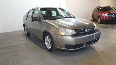 2008 Ford Focus SE for sale at KAM Motor Sales in Dallas TX