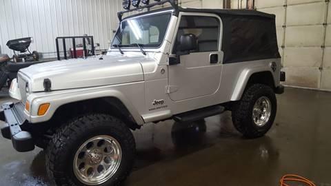 2006 Jeep Wrangler for sale in Evansville, IN