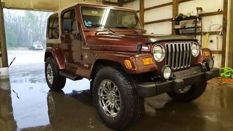 2002 Jeep Wrangler for sale in Evansville, IN