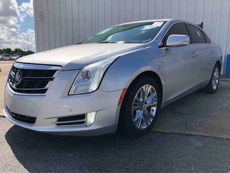 2015 Cadillac Xts Platinum In Houston Tx Bogey Capital Lending
