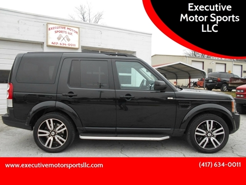 2011 Land Rover LR4 for sale in Sparta, MO