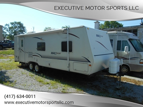 2006 R-Vision Max Sport for sale in Sparta, MO