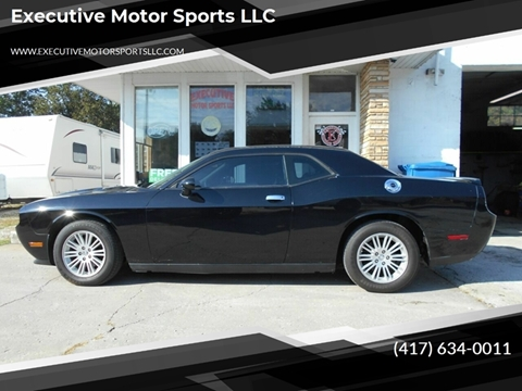 2014 Dodge Challenger for sale in Sparta, MO