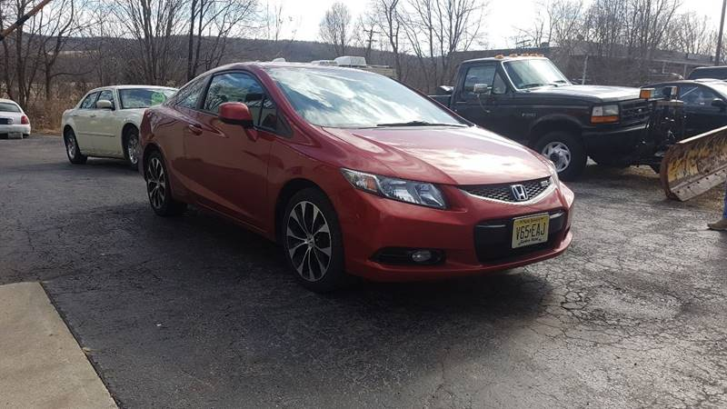 2013 Honda Civic For Sale At EZ Terms Auto In Sussex NJ