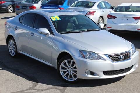 2009 Lexus IS 250 for sale at Car Bazaar INC in Salt Lake City UT