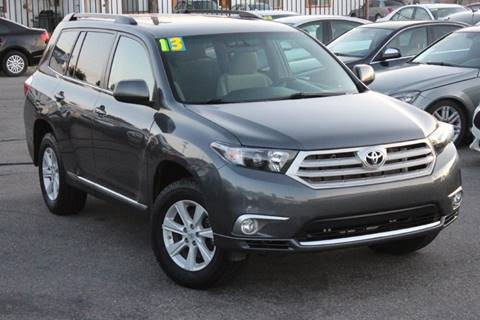2013 Toyota Highlander For Sale >> 2013 Toyota Highlander For Sale In Upton Ma Carsforsale Com