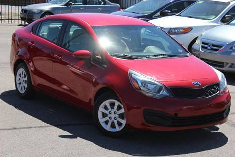 2013 Kia Rio for sale at Car Bazaar INC in Salt Lake City UT