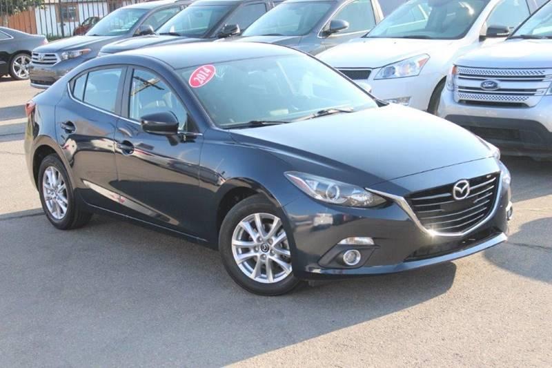 2014 Mazda MAZDA3 I Touring 4dr Sedan 6A   Salt Lake City UT