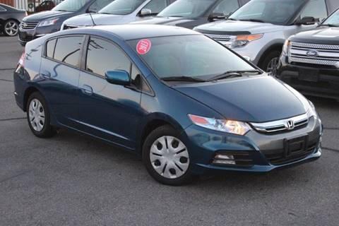 2013 Honda Insight for sale in Salt Lake City, UT