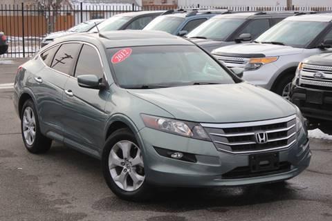2012 Honda Crosstour for sale in Salt Lake City, UT
