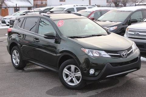 Used Toyota Rav4 For Sale >> Used Toyota Rav4 For Sale In Utah Carsforsale Com