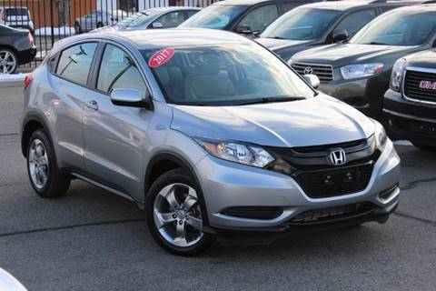 2017 Honda HR-V for sale in Salt Lake City, UT