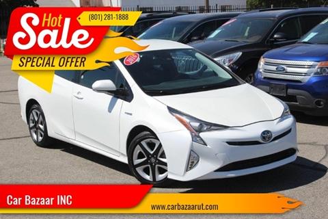 Toyota For Sale in Salt Lake City, UT - Car Bazaar INC
