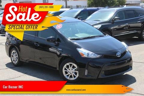 2016 Toyota Prius v for sale in Salt Lake City, UT