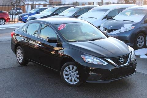 2016 Nissan Sentra for sale at Car Bazaar INC in Salt Lake City UT