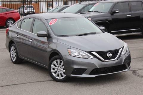 2017 Nissan Sentra for sale at Car Bazaar INC in Salt Lake City UT