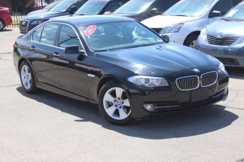 2013 BMW 5 Series for sale at Car Bazaar INC in Salt Lake City UT