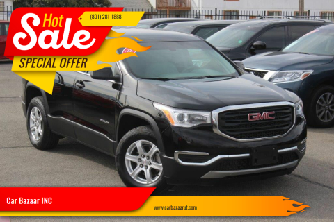 2017 GMC Acadia for sale at Car Bazaar INC in Salt Lake City UT