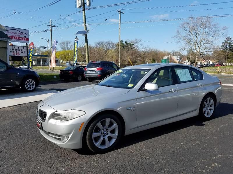 2011 BMW 5 Series For Sale At DELAWARE VALLEY MOTORS In Lawnside NJ