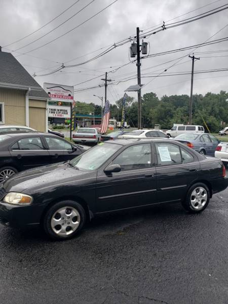 2004 Nissan Sentra For Sale At DELAWARE VALLEY MOTORS In Lawnside NJ