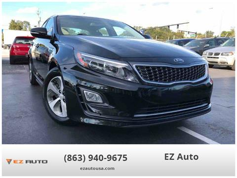 Kia Optima Hybrid For Sale in Arkansas - Carsforsale.com