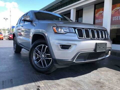 2017 Jeep Grand Cherokee for sale in Lakeland, FL
