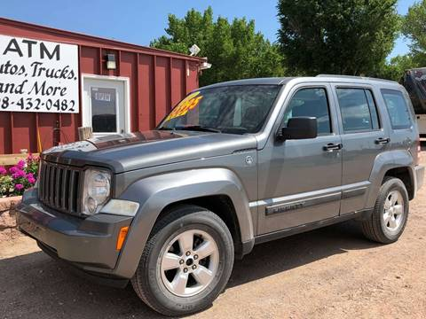 2012 Jeep Liberty for sale in Chadron, NE