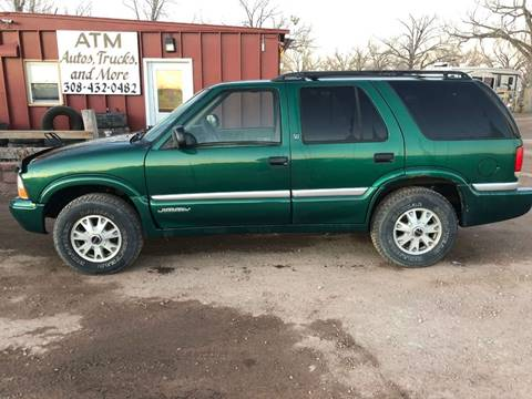 1999 GMC Jimmy for sale in Chadron, NE
