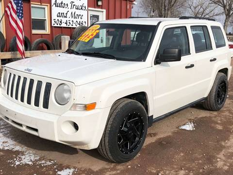 jeep patriot manual windows