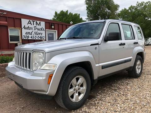 2009 Jeep Liberty for sale in Chadron, NE