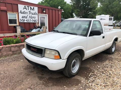 2000 GMC Sonoma for sale in Chadron, NE