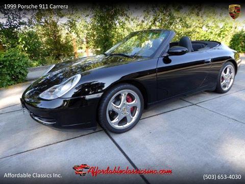 1999 Porsche 911 Carrera for sale in Gladstone, OR