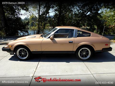 1979 Datsun 280ZX for sale in Gladstone, OR
