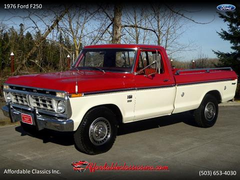 Used 1976 Ford F 250 For Sale In Appleton Wi Carsforsale Com