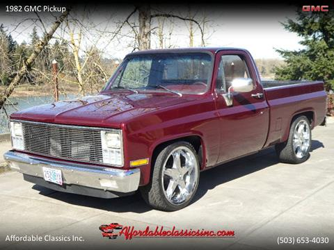 1982 GMC C/K 1500 Series for sale in Gladstone, OR