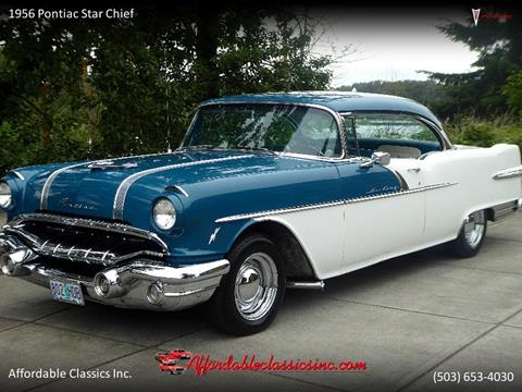 1956 Pontiac Star Chief for sale in Gladstone, OR
